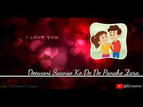 Hamnava (Arnab Dutta) Love Status Video