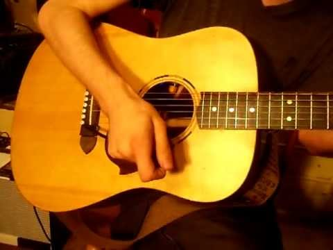 B A Ferguson Guitar With The World S First Real Acoustic Tremolo