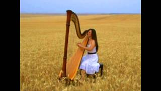 Rebecca Jepsen - Watching the Wheat Harp Solo