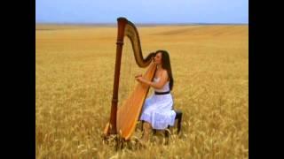 Rebecca Jepsen - Watching the Wheat Harp Solo