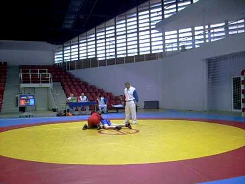 Final SAMBO Girls 49kg / Финал САМБО момичета 49кг