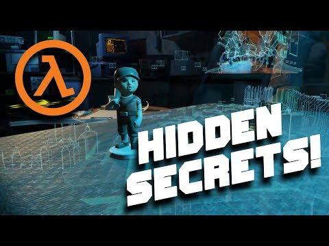 5 Half-Life: Alyx Easter Eggs You May Have Missed! - HIDDEN SECRETS & ACHIEVEMENTS