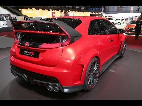 Honda News #63 NEW CIVIC TYPE R AT GENEVA - HONDA ODYSSEY RECALL - APPLES CAR PLAY