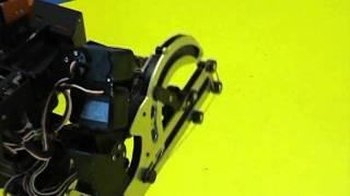 """Japanese Robot """"JO-ZERO"""" shoots a gun 02(up)"""