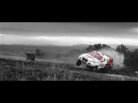 Opel Dakar Team - Vodafone 4G