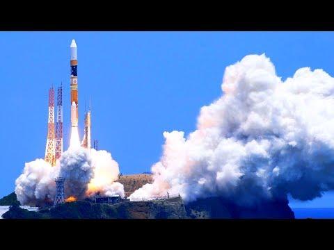 Mitsubishi H-2A Launching Michibiki 2 Navigation Satellite - Live Mirror And Discussion
