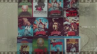 Night, Dawn & Day Of The Dead - George A. Romero - Film Collection
