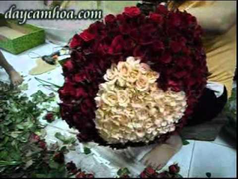 day cam hoa tinh yeu - dienhoalily.com
