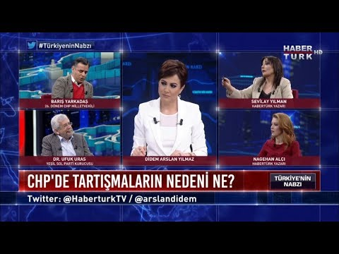 Türkiye'nin Nabzı - 28 Ocak 2019 (CHP'de tartışmaların nedeni ne?)
