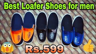 Loafer Shoes for Men/Combo Pack of 3/unboxing/amazon