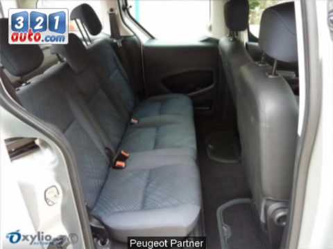 occasion peugeot partner perpignan youtube. Black Bedroom Furniture Sets. Home Design Ideas