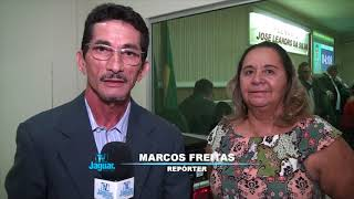 Eloneide Coelho relata sofrimento dos feirantes após mudança de local da feira