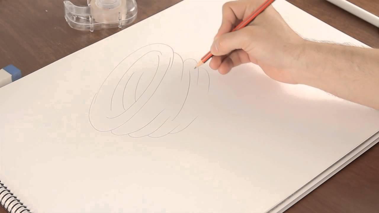 Cómo Dibujar Tornados Aprende A Dibujar Como Un Profesional Youtube
