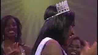 Miss Florida USA 2009 Crowing Segment