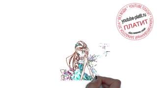 Мультики ВИНКС смотреть онлайн  Как нарисовать винкс фею для начинающих(СМОТРЕТЬ МУЛЬТФИЛЬМ ВИНКС ОНЛАЙН. Как правильно нарисовать персонажей мультфильма Винкс онлайн поэтапно...., 2014-10-01T14:40:22.000Z)