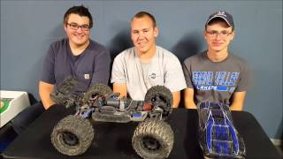 traxxas e revo brushless review