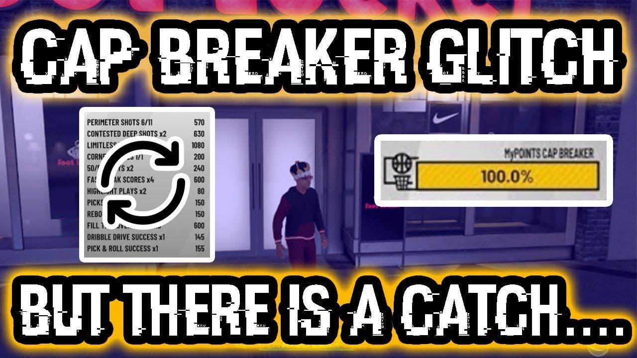 NBA 2K19 CAP BREAKER GLITCH WORKS USING BADGE GLITCH! IS IT WORTH DOING?