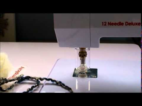 Felting Machine Review YouTube Impressive Needle Felting Sewing Machine