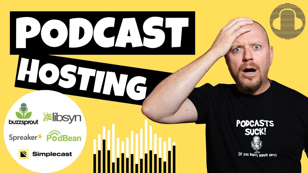 Best Podcast Hosting Sites - YouTube
