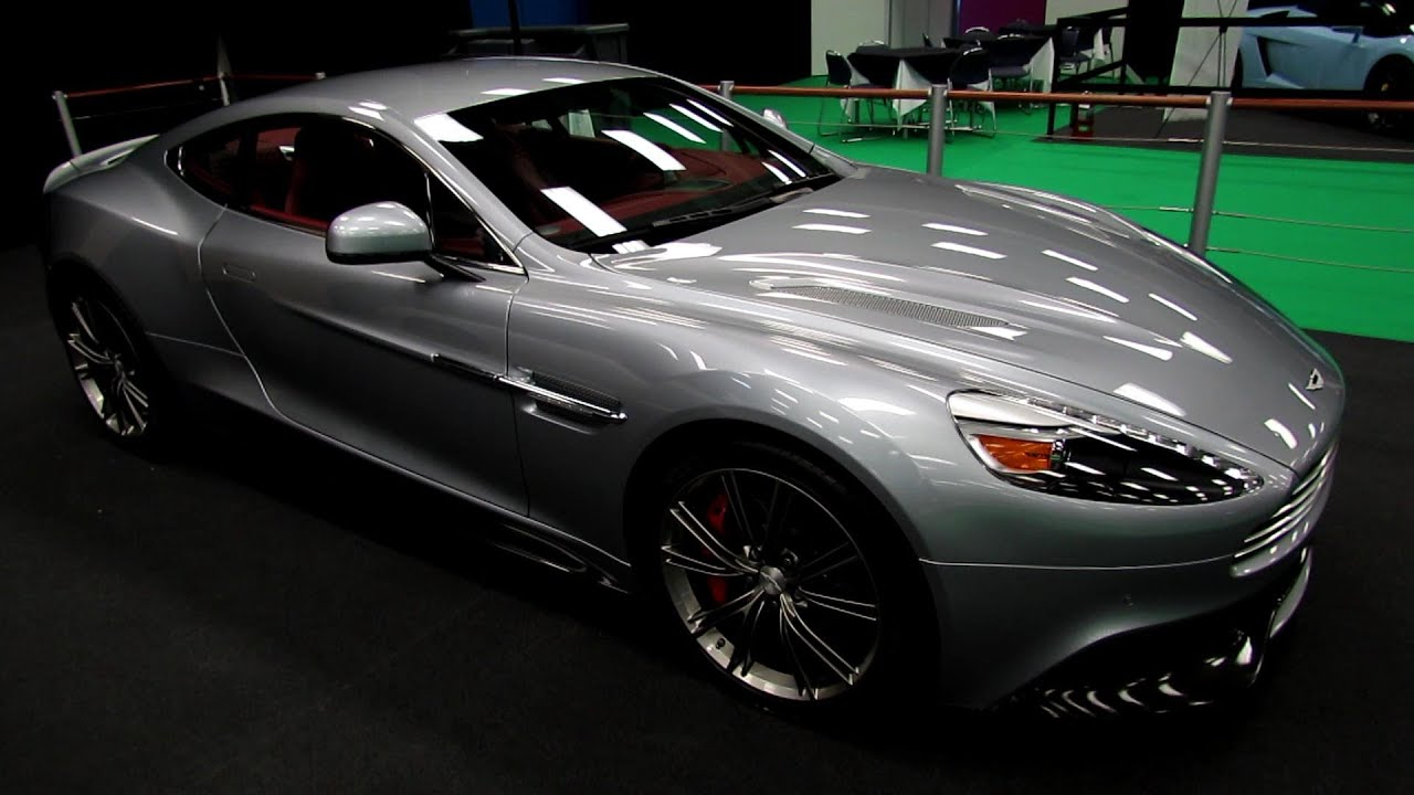 2014 aston martin vanquish exterior and interior - Salon d auto montreal ...