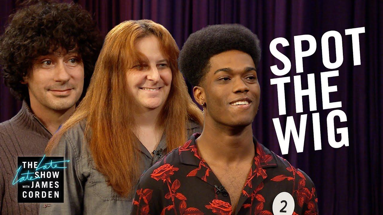 Can RuPaul & Rachel Brosnahan Spot the Wig?