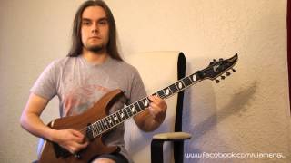 Born of Osiris - M∆CHINE cover by LiamENGL