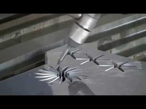 Как режут металл под водой