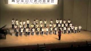 ボディーパーカッション 大利小 2011 青少年のための音楽会 thumbnail