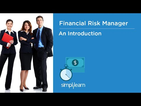 Introduction To Financial Risk Manager