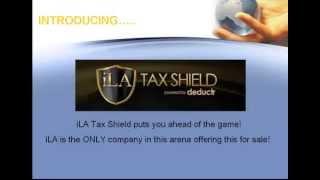 Tax Shield Business Expense Tracking APP thru iLA ~ David Lundgren ~ www.HBN.com