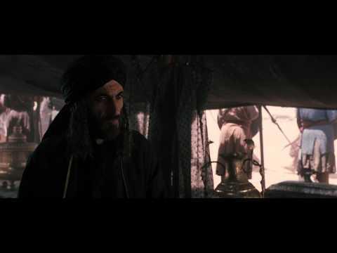 Kingdom of Heaven Saladin's encampment