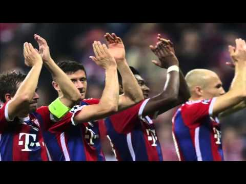 Bayern Munich 2-0 Roma: Ribery and Gotze seal Group E progress