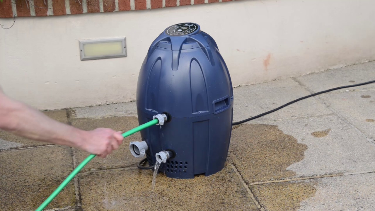lay z spa pump heater how to backwash your pump helps with eo2 eo5  [ 1280 x 720 Pixel ]