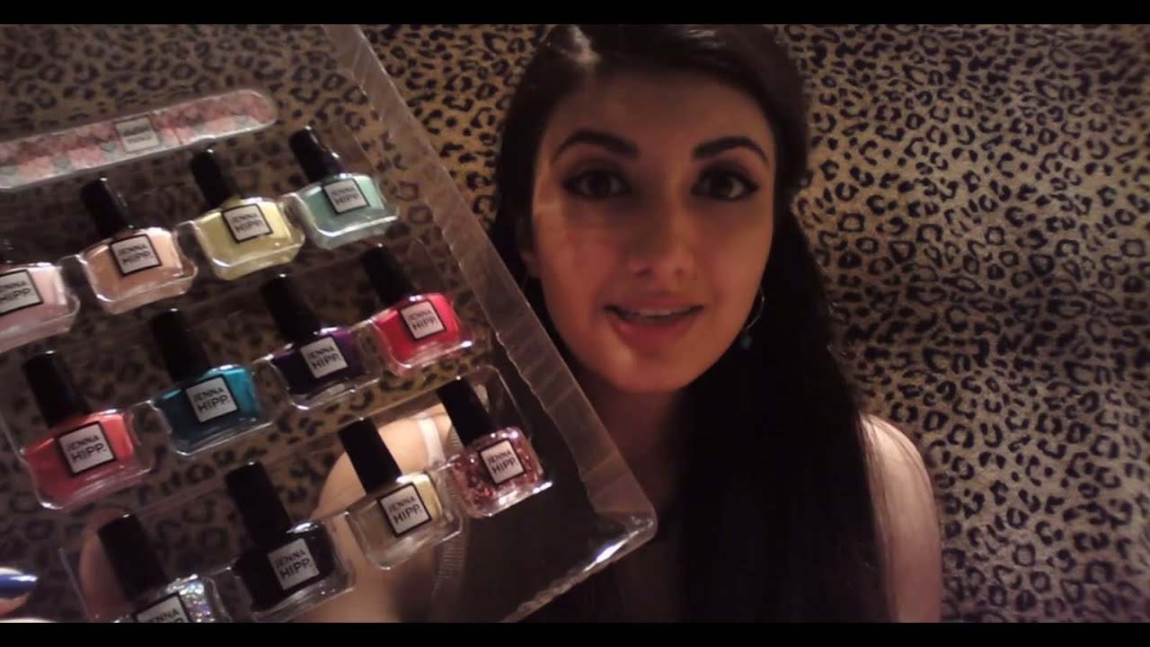 Jenna Hipp Nail Polish Review - YouTube