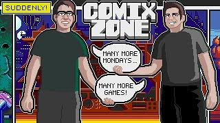 Comix Zone (Sega Genesis) James & Mike Mondays