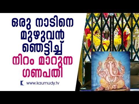 Colour changing Ganapathi stun a Village | Secret File | Kaumudy TV