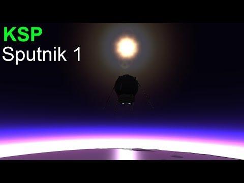 KSP : Sputnik 1