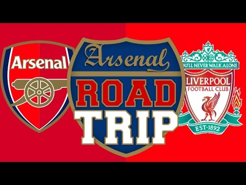 Arsenal V Liverpool - Road Trip To The Emirates Stadium