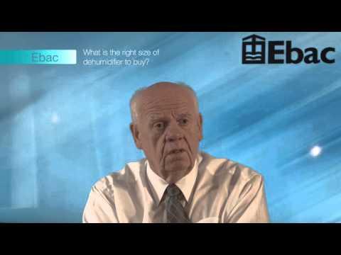 How Does a Dehumidifier Work? | Ebac Dehumidifiers