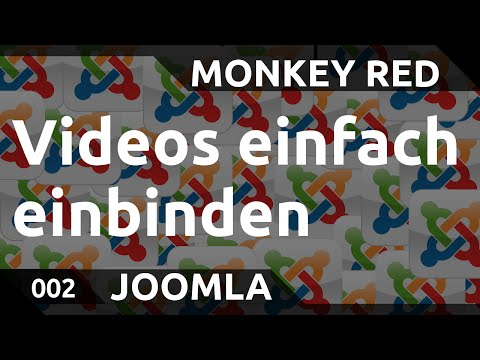 Joomla: Lokale Videos Sehr Einfach Einbinden Mit Dem HTML5 Video Tag