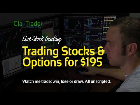 Live Stock Trades – Trading Stocks & Options for $195