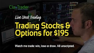Live Stock Trades - Trading Stocks & Options for $195