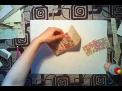 Скрапбукинг секретная раскладушка для фотоальбома!!!