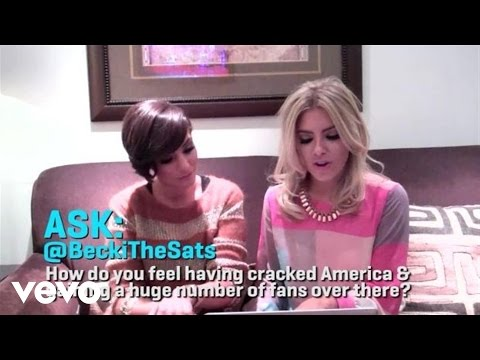 The Saturdays - ASK:REPLY Episode 3 (VEVO LIFT)