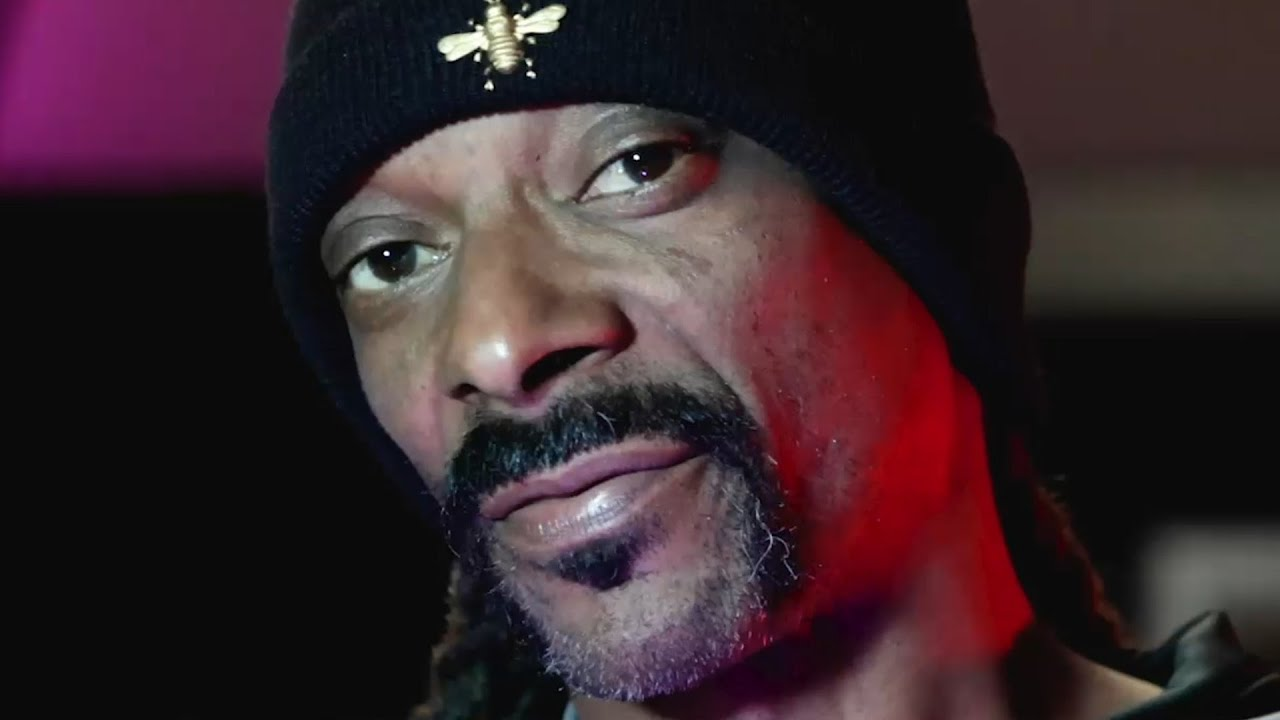 Snoop Dogg Votes For First Time Ever, And Shares Who He Picked