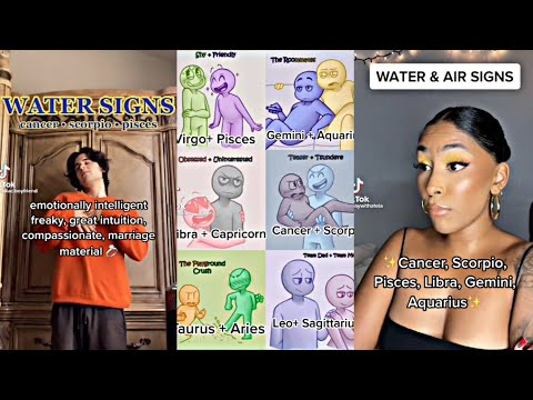 Download Zodiac Sign Tiktok Compilation | Astrology Tiktoks