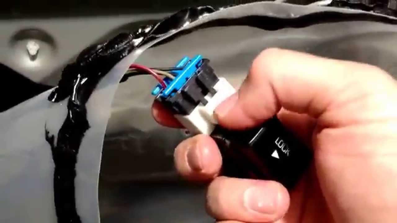 hight resolution of how to remove door panel of 04 buick rendezvous