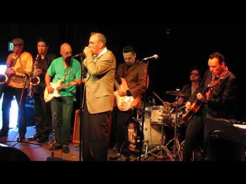 Lynwood Slim and The Igor Prado Band! Lonesome Train LIVE :)