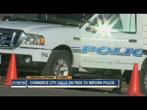 Commerce City asks feds to review police department