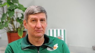 Сергей Пинчук о туре ВЮБЛ-2003